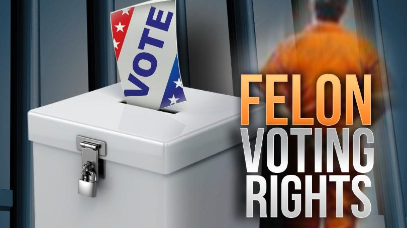 Why should felons be allowed to vote