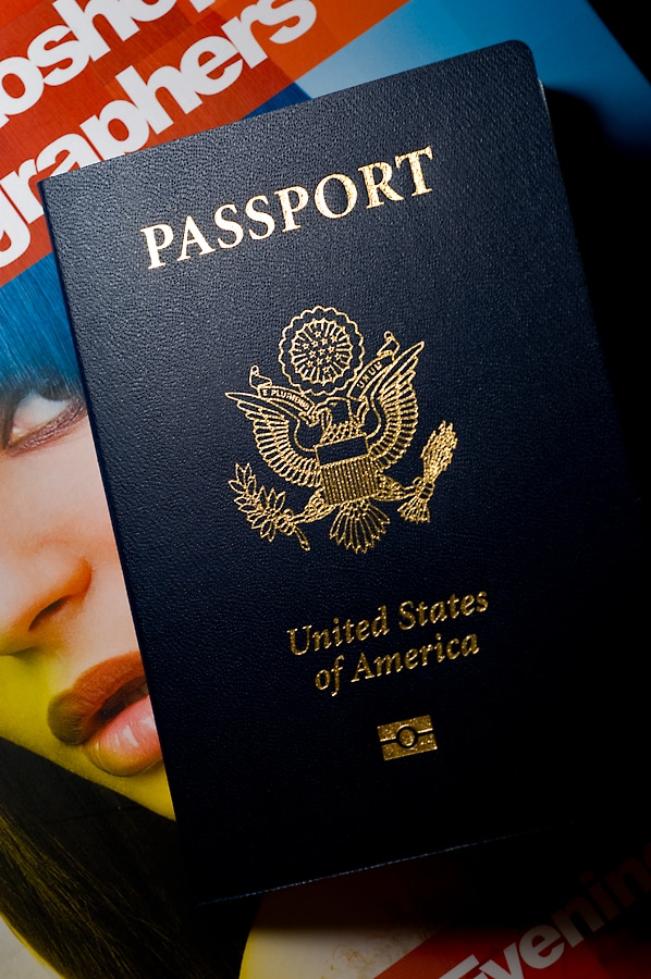 How can a felon apply for a passport?