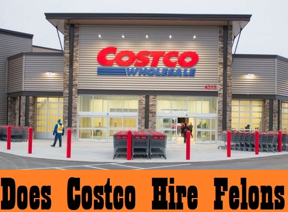 does costco hire felons