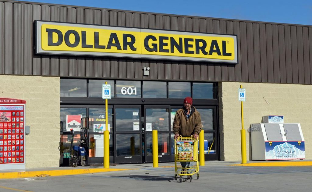 entry level jobs at dollar general