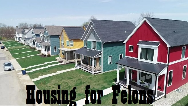 housing for felons