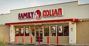 working at family dollar