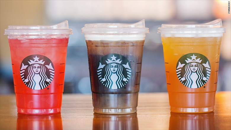 starbucks Pre-Promotional Tests