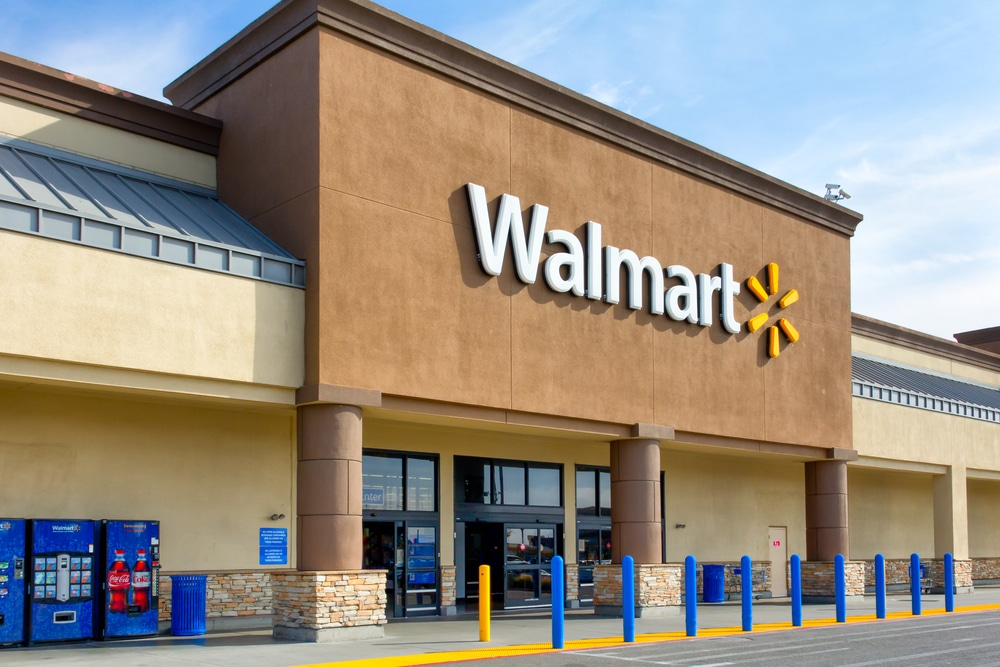 What information is on the walmart background check