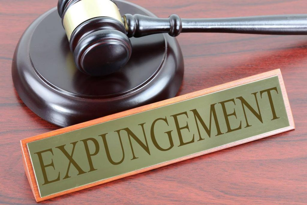 What Does an Expungement Mean?