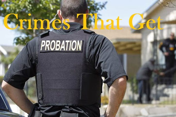 Crimes That Get Probation