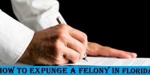 How to Expunge a Felony in Florida