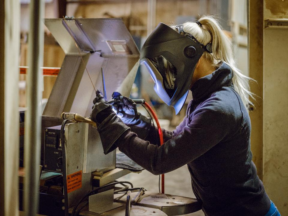 What is a welder and what does a welder do?