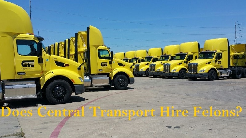 Does Central Transport Hire Felons?