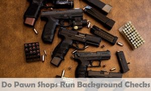 pawn shop gun background check