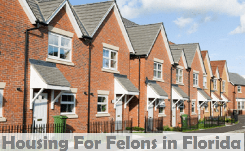 Housing For Felons in Florida