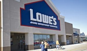 lowes background check