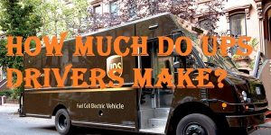 How Much Do Ups Drivers Make?
