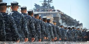 Can You Join the Navy With a Criminal Record?
