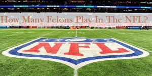How Many Felons Play In The NFL?