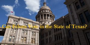 Can Felons Vote in the State of Texas?